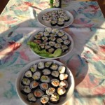 Sushi - made by Ayano